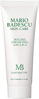 Mario Badescu Rolling Cream Peel with A.H.A, 2.5 oz