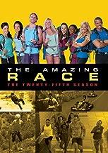 Amazing Race - S25 3 Discs