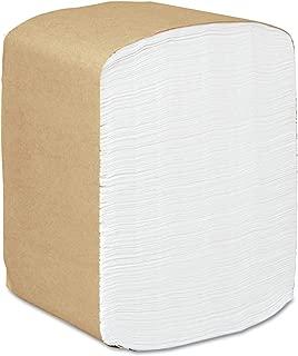 Scott 98740 Full Fold Dispenser Napkins, 1-Ply, 13 x 12, White, 375 per Pack (Case of 16 Packs)