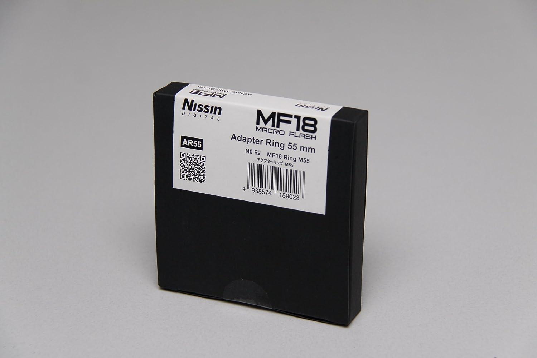 Nissin N062 Adapterring 55mm Für Mf18 Macro Flash Kamera