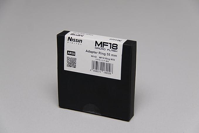 Nissin N063 Adapterring 82mm Für Mf18 Macro Flash Kamera