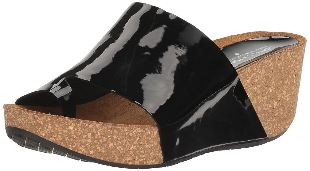 Donald J Pliner Women's Ginie Platform Sandal