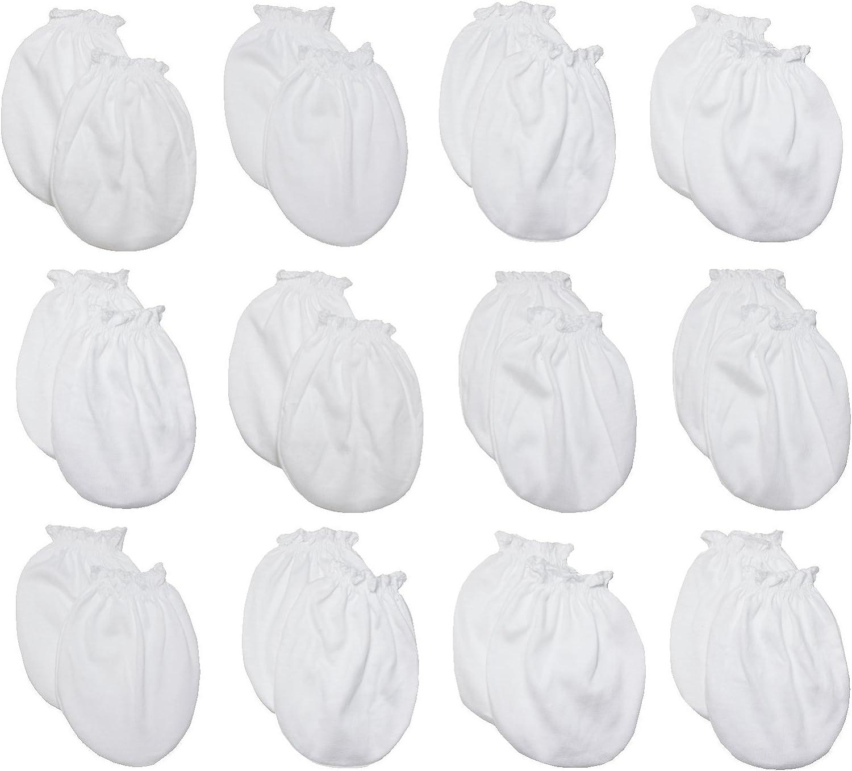 Clickcago Newborn Baby Boys and Girls Sale SALE% OFF Scratch Popular brand in the world Gloves No Mittens