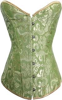 Alivila.Y Fashion Womens Sexy Tapestry Brocade Vintage Corset