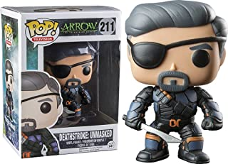 arrow deathstroke unmasked