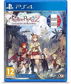 Atelier Ryza 2: Lost Legends & The Secret Fairy (PS4)