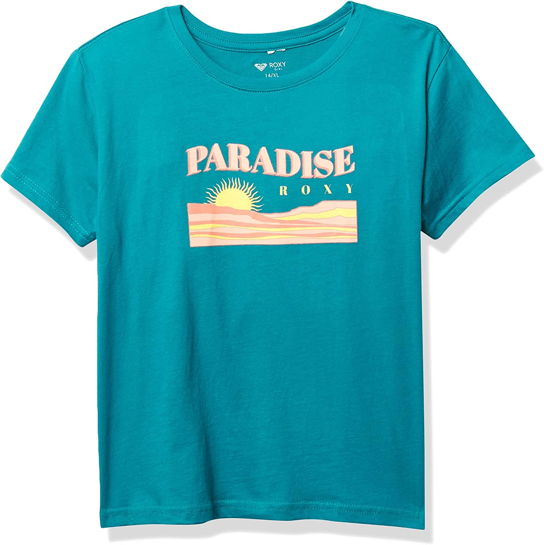 Roxy Girls' My Paradise T-Shirt