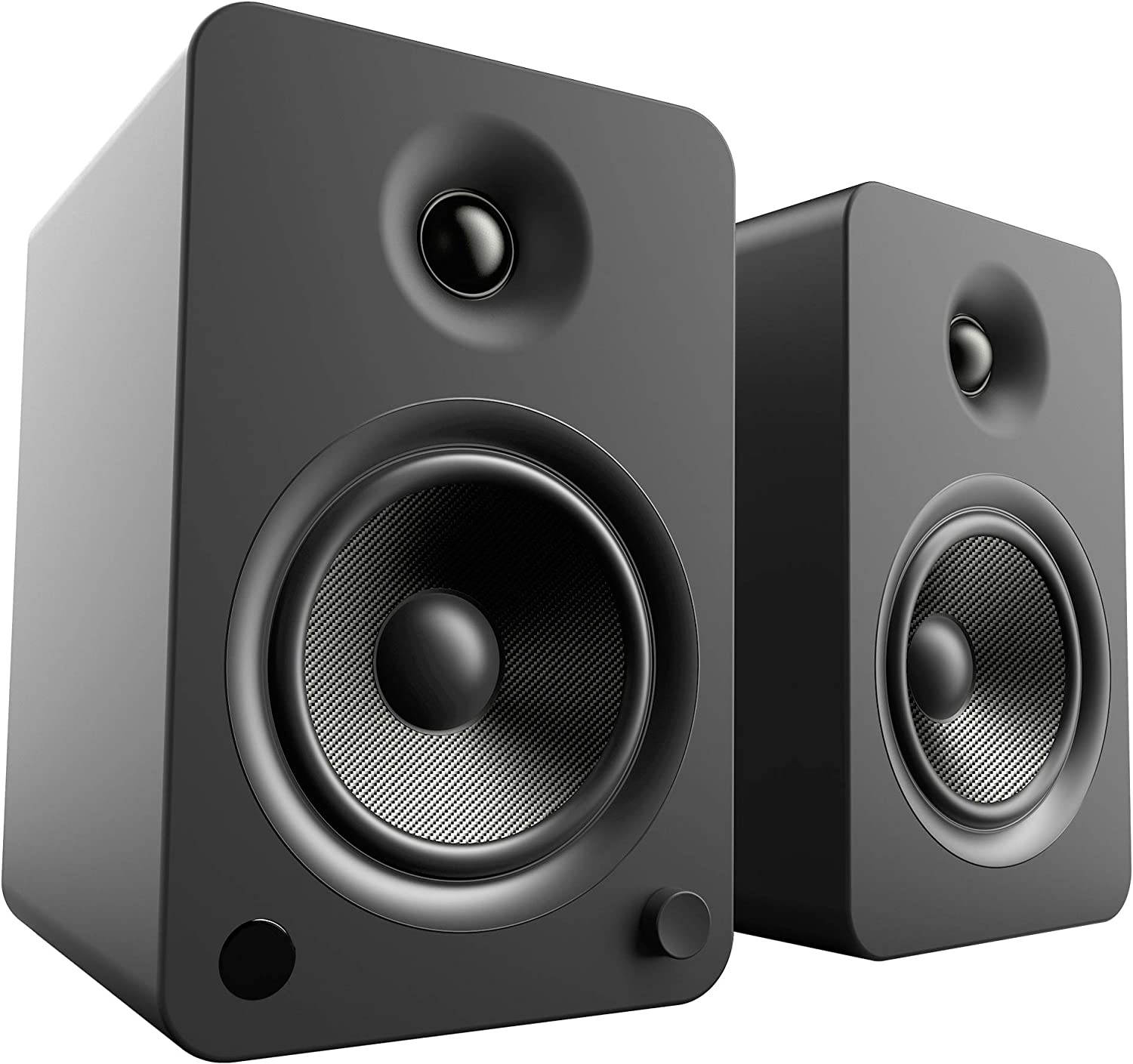Kanto YU6 Powered Speakers with outlet Max 85% OFF Bluetooth Preamp Mat and Phono