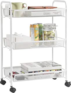 Best rolling cart with storage Reviews