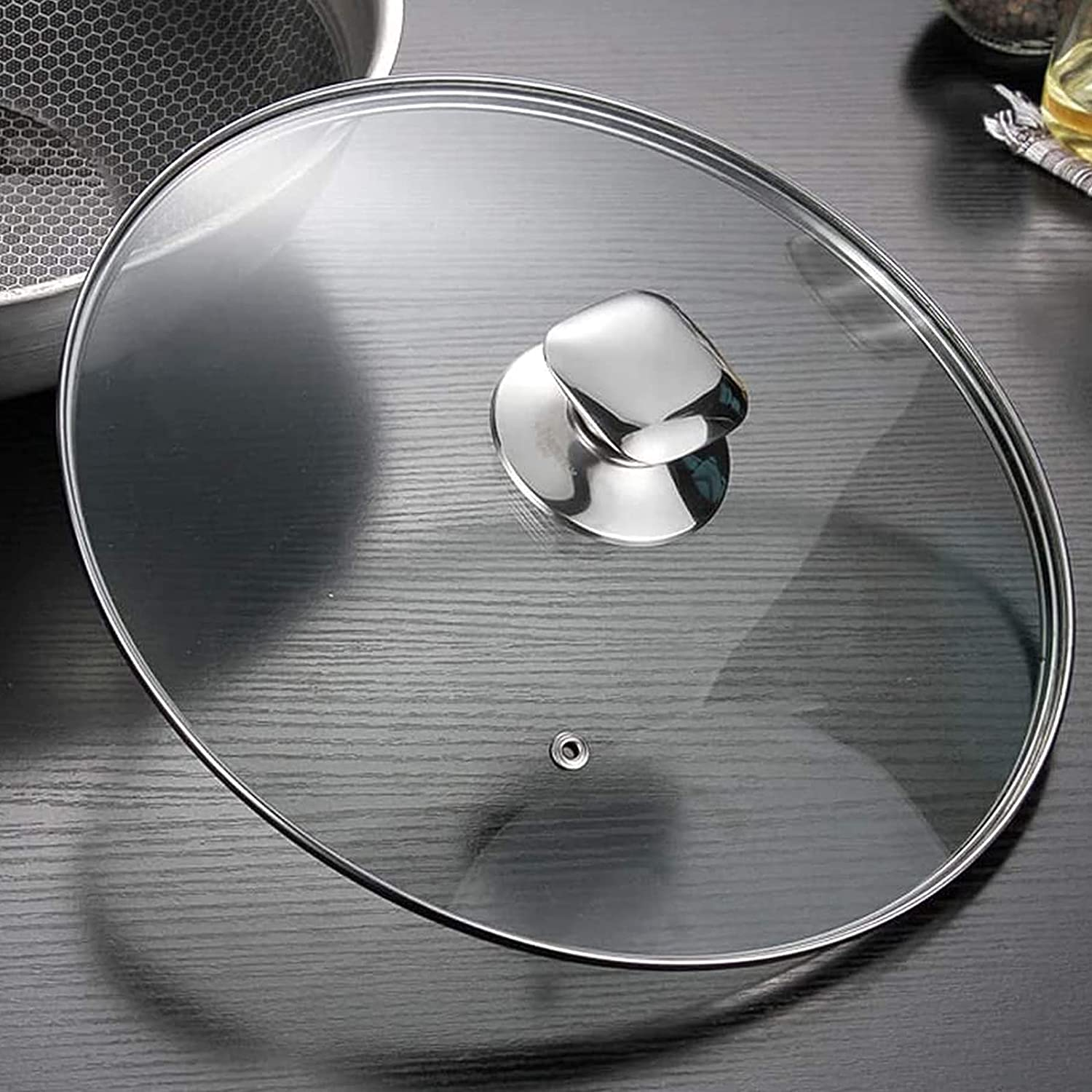 Ranking TOP3 Tempered Glass Sale special price Lid For Instant Transparent Pot Pan Co Household