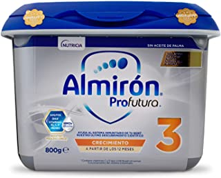 Almirón Profutura 3 Leche de Crecimiento en Polvo Desde los 12 Meses - 800 g