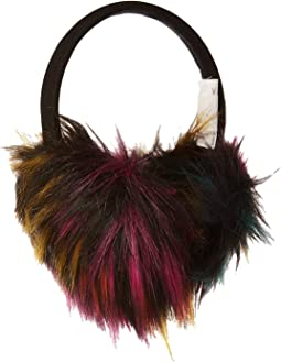 Faux Fur Extra Soft Earmuffs (Big Kids)