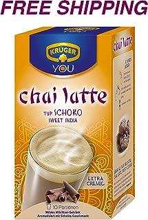 kruger chai latte sweet india