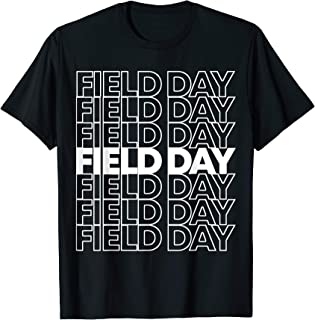 field day t shirts