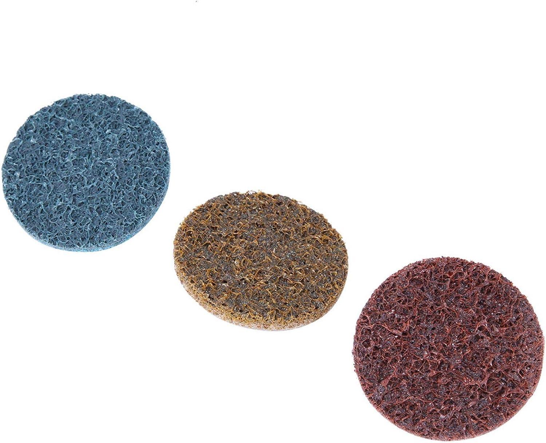 Disco en espiral resistente al desgaste, Kit de disco de lijado, Soldadura para pulido de superficies Soldadura de metales