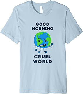 Best morning of the earth t shirt Reviews