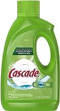Cascade Gel Dishwasher Detergent, Fresh Scent, 75-Ounce (Pack of 6)