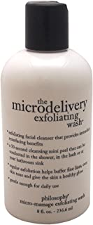 Philosophy The Microdelivery Exfoliating Facial Wash, 8 Ounce
