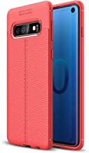 FanTing Case for Oppo A72 5G, Anti-Slip Ultra Thin Shock Absorption Anti Scratch Protective, Cover for Oppo A72 5G -Red