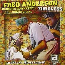 Timeless, Live At The Velvet Lounge