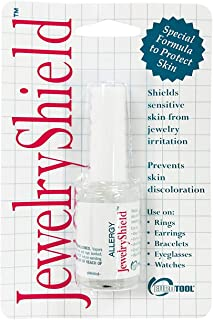 Jewelry Shield: Protective Coating for Allergies Sensitive Skin JWL-180.00