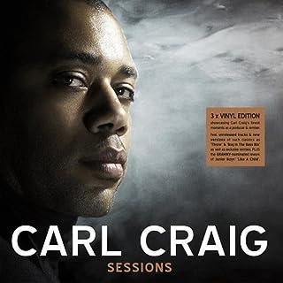 CARL CRAIG SESSIONS [3LP] [12 inch Analog]
