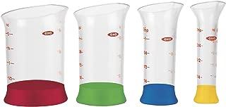 OXO Good Grips 4-Piece Mini Measuring Beaker Set