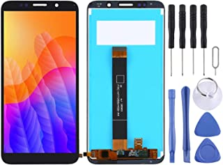 SHUHAN LCD Screen Phone Repair Part LCD Screen and Digitizer Full Assembly for Huawei Y5p Mobile Phone Accessory