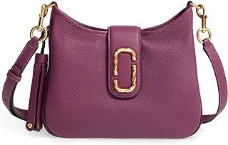 Small Interlock Leather Hobo Shoulder Bag