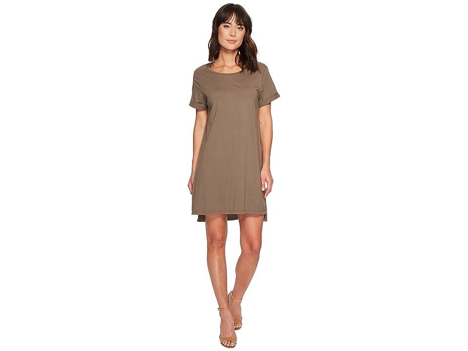 LAmade Mia T-Shirt Dress (Bungee Cord) Women's Dress