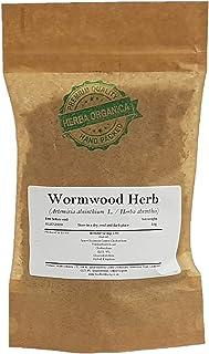 Wormwood Herb - Artemisa Absinthium L # Herba Organica # Absinthe, Absinthium, Absinthe Wormwood (50g)