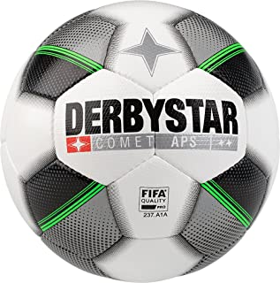 Derbystar Comet APS Football聽-聽White/Black/Green, 5