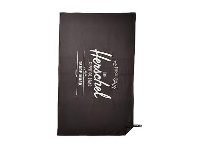 Herschel Supply Co. Camp Towel (Black) Wallet