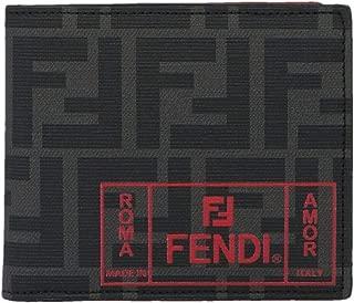 Luxury Fashion | Fendi Mens 7M0169A7SBF0P0N Black Wallet | Fall Winter 19