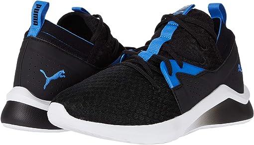 Puma Black/Palace Blue