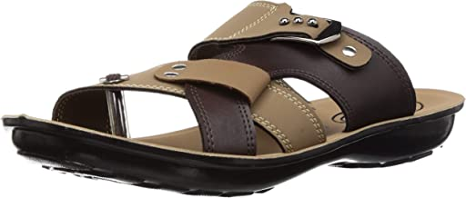 Paragon Men's Mustard Footwear-10 UK/India (44 EU) (A1PU6758GMSD00010G319)
