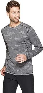 Champion C9 Men's Performance Long Sleeve Camo Jacquard T-Shirt -
