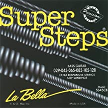 Best la bella super steps bass strings Reviews