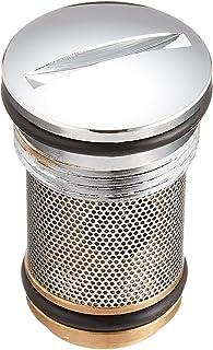 LIXIL(リクシル) INAX シャワーバス水栓用ストレーナ付逆止弁(メッキ付) A-743
