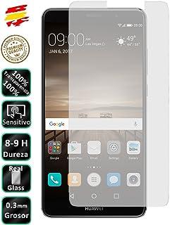 Movilrey Protector para Huawei Mate 9 5.9 Cristal Templado