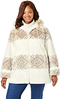 Best fur jacket plus size Reviews