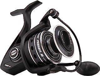 Penn Pursuit III Spinning Fishing Reel, Black/Silver, 6000