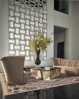 Al Salem Carpet Al madayan Polyster Carpet Dinning Room Prayer room Rectangle 200 CM X 290 CM 12.75 KG Cream Classic