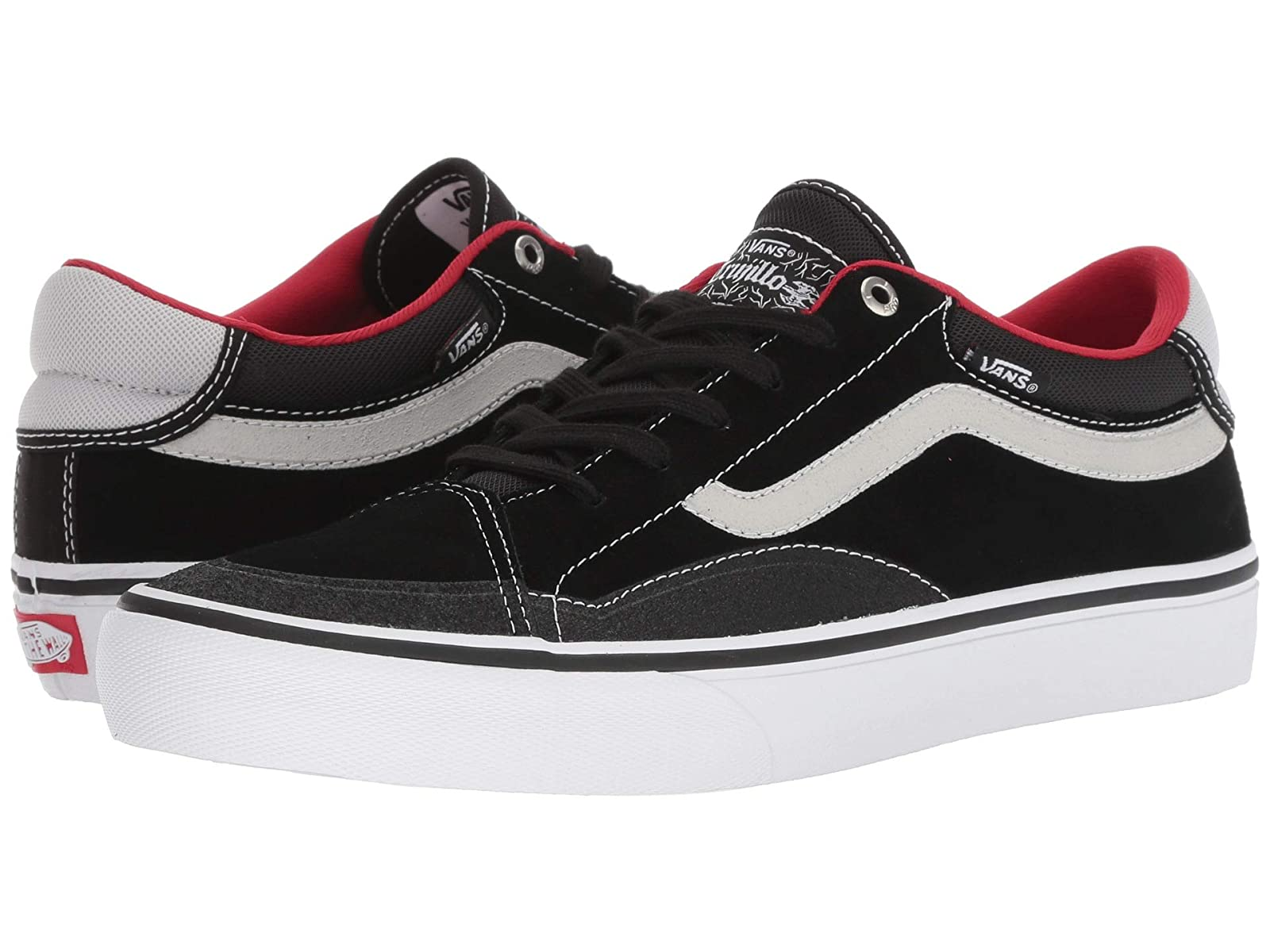 Vans TNT Advanced PrototypeAtmospheric grades have affordable shoes