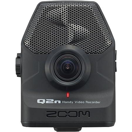 ZOOM ズーム ハンディビデオレコーダー Q2n