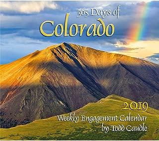 365 Days of Colorado 2019 engagement calendar