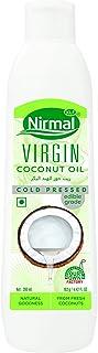 KLF NIRMAL Coldpressed Virgin Coconut Oil, 200 ml
