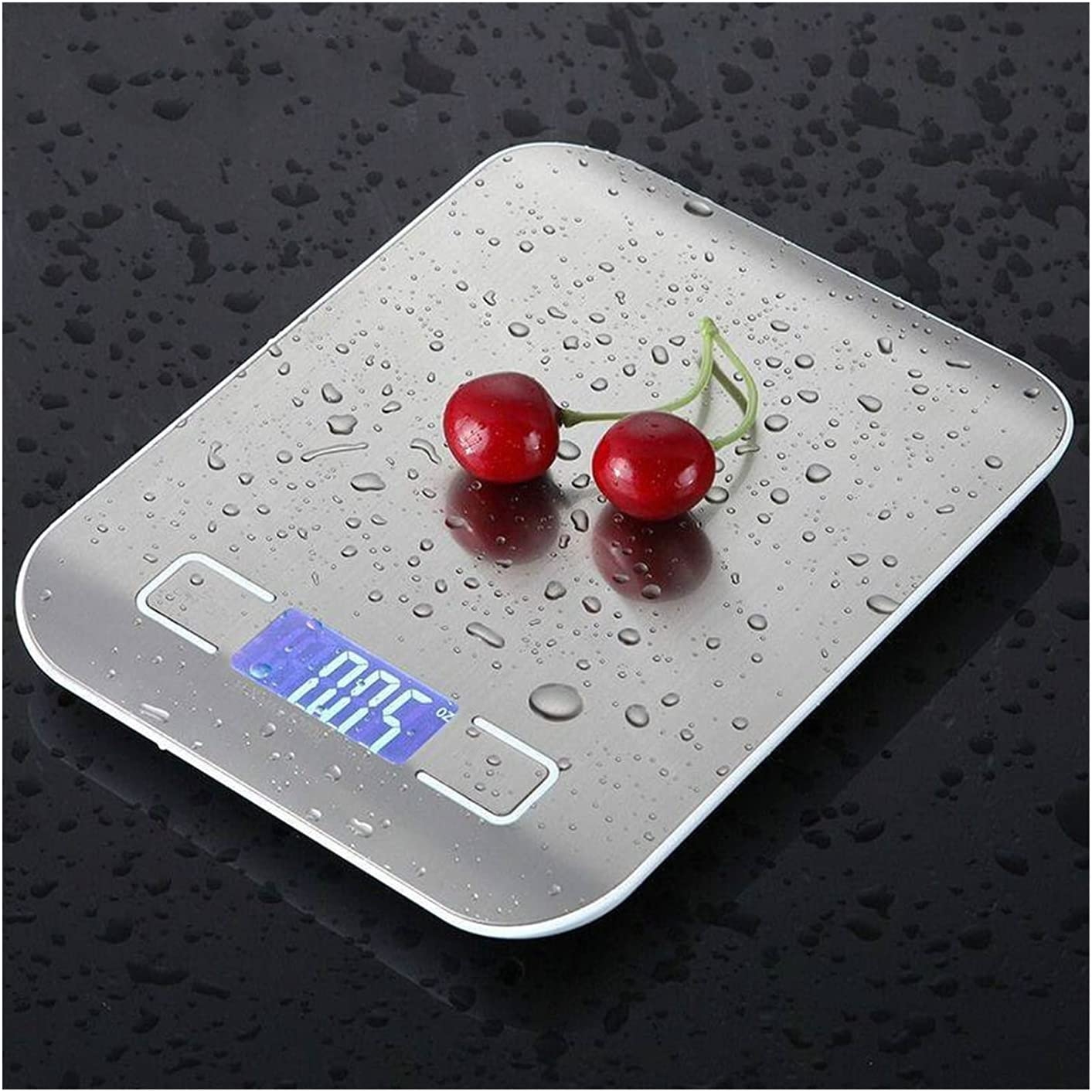 Bai Shi Special Campaign Wu 10 5Kg Kitchen Scale Long-awaited Weight Ste Electronics Stainless