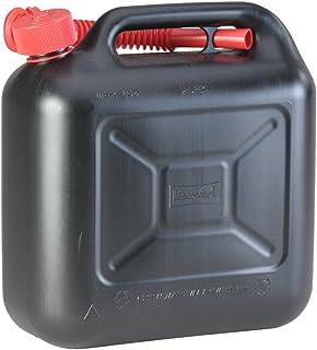 EDA Kraftstoff-Kanister 10L Rot Benzin Kanister Reservekanister Tropfschutz