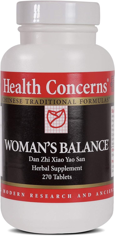 Health Concerns - Woman's Balance and Formula Peony Cash special price Luxury Bupleurum